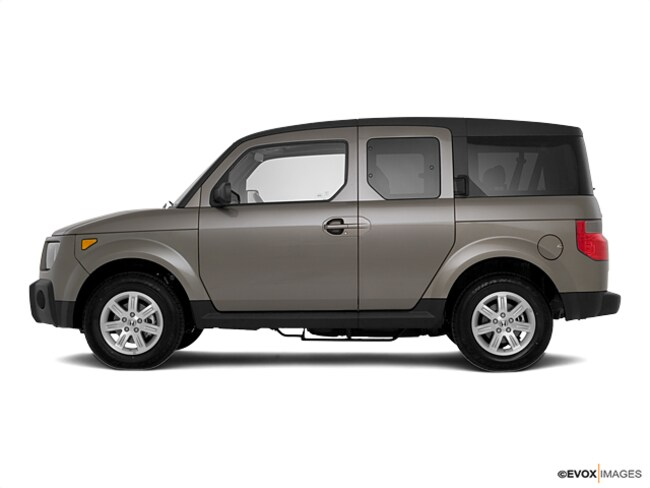 Used 2008 Honda Element EX SUV in South Burlington