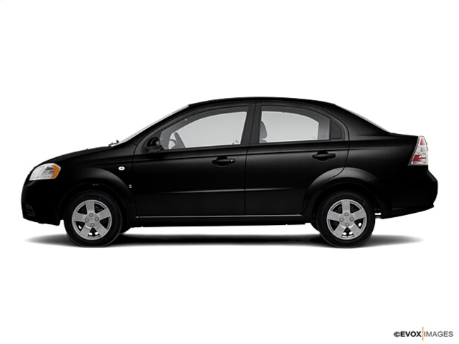 Used 2008 Chevrolet Aveo For Sale At Westway Ford Vin