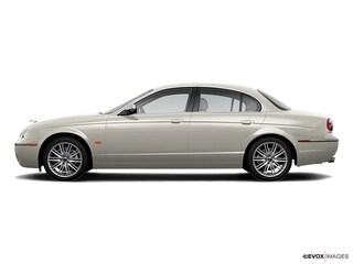 2008 Jaguar S-Type 3.0 Sedan