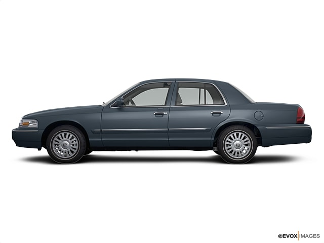 2008 Mercury Grand Marquis 4dr Sdn GS Car