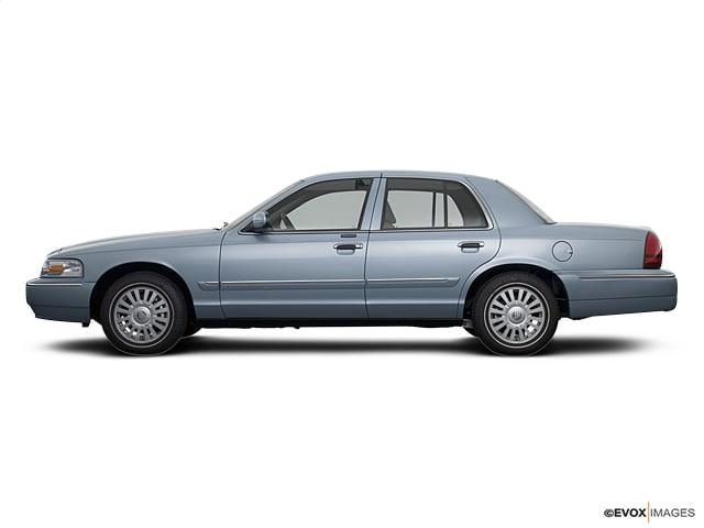 2008 Mercury Grand Marquis GS Sedan
