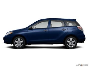 2008 Toyota Matrix Hatchback