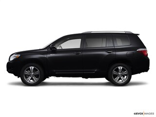 Used 2008 Toyota Highlander Sport SUV 192719B for sale in Thorndale, PA