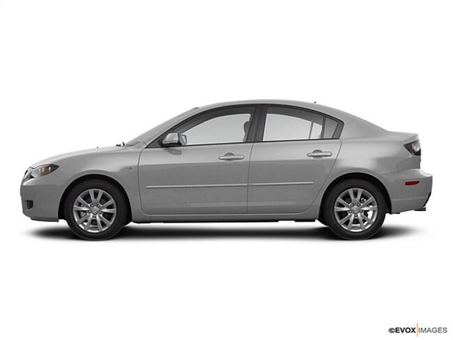 Used 2008 Mazda Mazda3 For Sale At J P Thibodeaux Nissan Vin