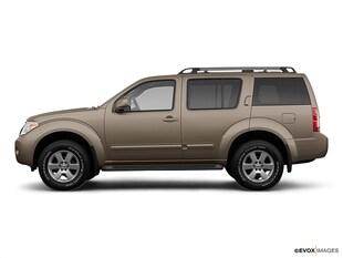 2008 Nissan Pathfinder SE SUV
