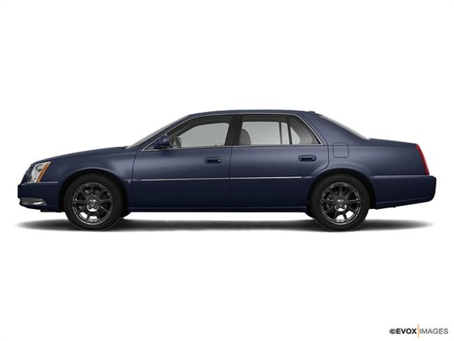 2008 CADILLAC DTS Sedan
