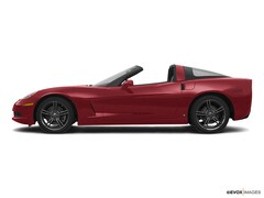 Used 2008 Chevrolet Corvette Base Coupe in Hadley, MA