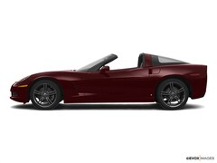 2008 Chevrolet Corvette 2dr Cpe Coupe