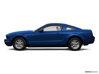 2008 Ford Mustang V6 Deluxe Coupe 1ZVHT80N485104412