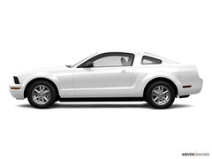 2008 Ford Mustang GT Coupe
