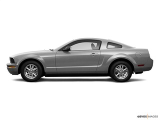2008 Ford Mustang CP Coupe