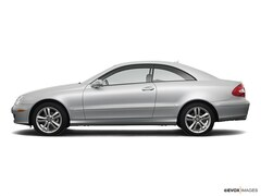 Pre-Owned 2008 Mercedes-Benz CLK CLK 350 Coupe for sale in Lima, OH