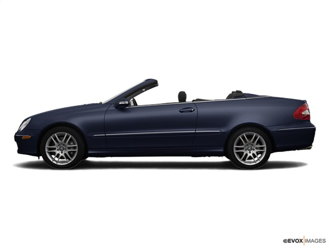 2008 Mercedes-Benz CLK CLK 350 Convertible