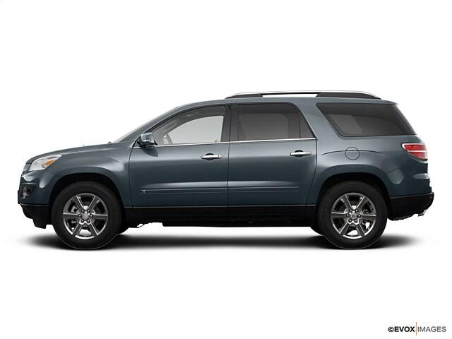 2008 Saturn OUTLOOK XR SUV