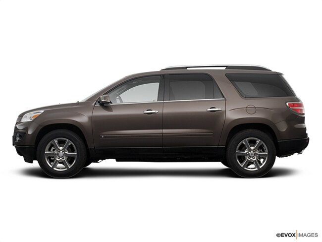 Used 2008 Saturn Outlook XR SUV 5GZER23758J217869 Alton