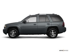 2008 Chevrolet Trailblazer LT w/1LT 4WD 4dr Sunroof 4WD  LT w/1LT