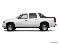2008 Chevrolet Avalanche 1500 LT Truck Crew Cab
