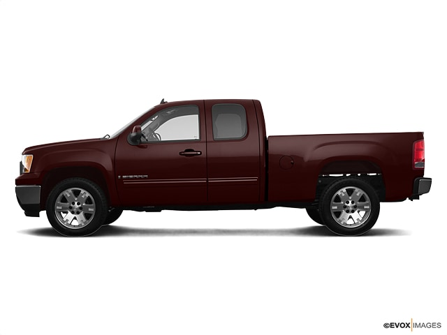 Featured used  2008 GMC Sierra 1500 SLE1 w/ Z71 OffRoad Pkg. Extended Cab SWB 4x4 5.3L V8  Truck  for sale in Edinboro, PA