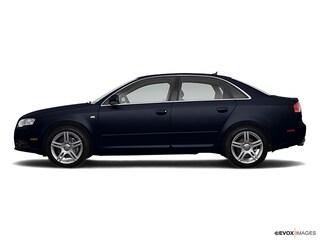 2008 Audi A4 3.2 Sedan