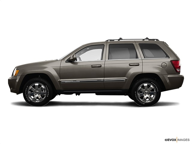Used Vehicle 2008 Jeep Grand Cherokee Limited SUV For Sale Near You In  Lakewood, CO