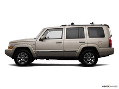 2008 Jeep Commander Limited SUV