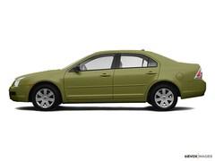 2008 Ford Fusion S I4 Sedan