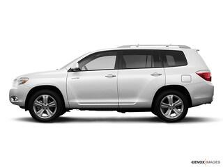 2008 Toyota Highlander Limited SUV