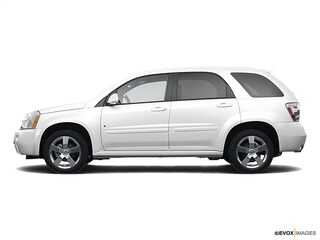 Used 2008 Chevrolet Equinox LS SUV for sale in Triadelphia, WV
