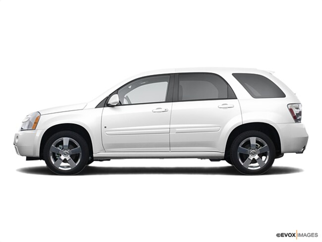Certified Pre-owned 2008 Chevrolet Equinox LS SUV for sale in Wheeling, WV near St. Clairsville OH