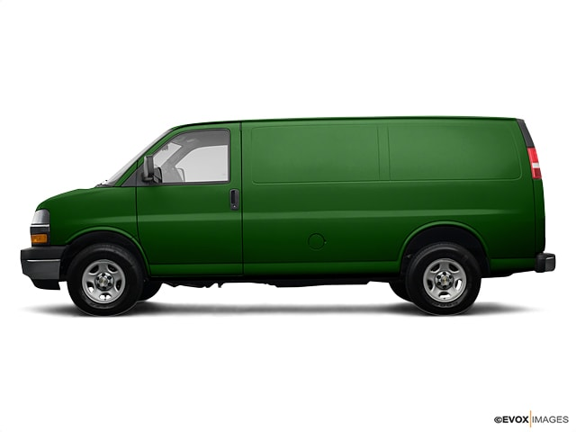 2008 Chevrolet Express 1500 Van