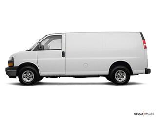 2008 Chevrolet Express Work Van Van Used Car For Sale in Jeffersonville, IN