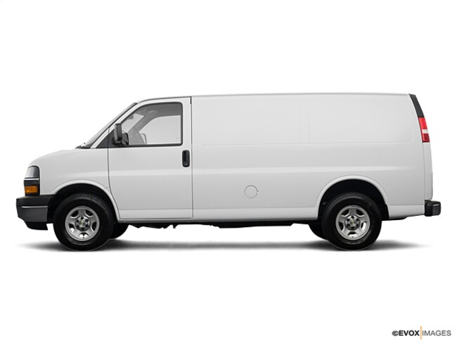 2008 Chevrolet Express Van G2500HD Work Van Cargo Van