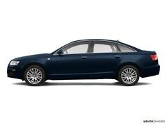 2008 Audi A6 3.2 Sedan