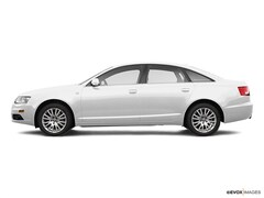 2008 Audi A6 4DR SDN 3.2L Quattro Car