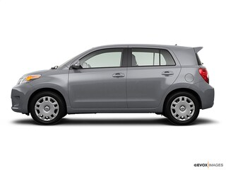 Pre-Owned 2008 Scion xD Hatchback O49350A near Boston, MA