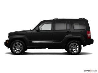 2008 Jeep Liberty Limited Edition SUV