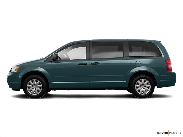 2008 Chrysler Town & Country Touring Passenger Van