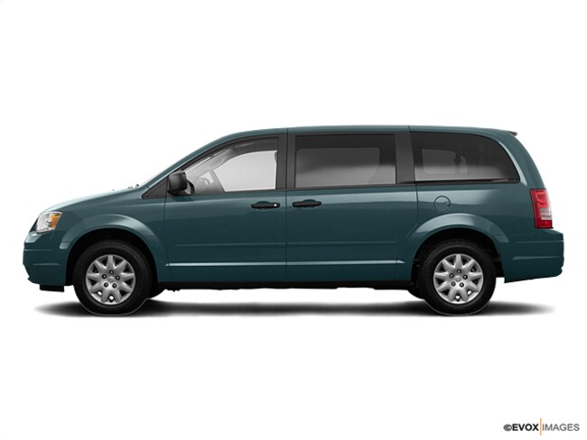 2008 Chrysler Town & Country Touring Van