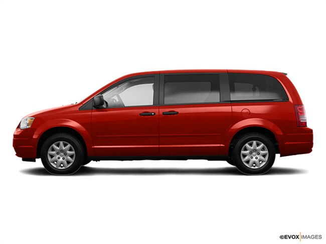 Pre-Owned 2008 Chrysler Town & Country Touring Van for sale in Lima, OH