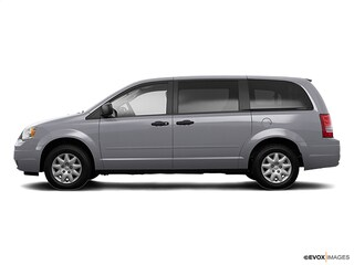 Used 2008 Chrysler Town & Country Touring Van under $10,000 for Sale in Cheyenne, WY