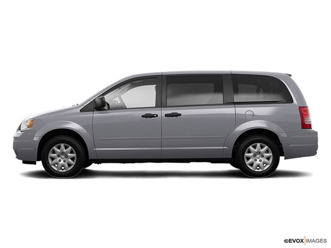 2008 Chrysler Town & Country LX Mini-Van