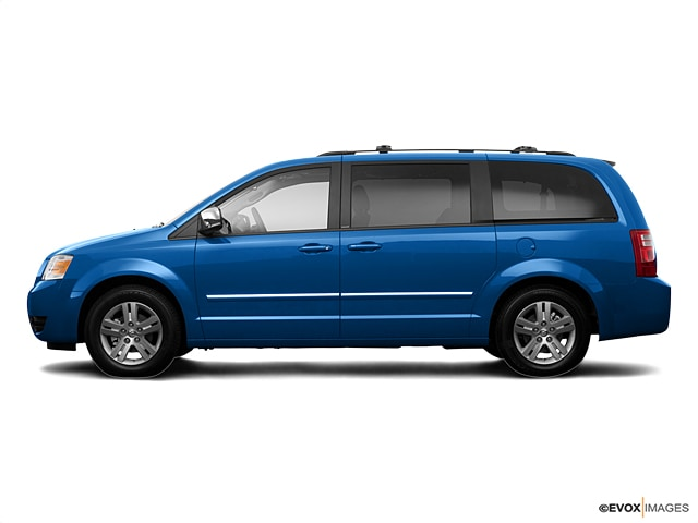2008 Dodge Grand Caravan SXT Van - Mini