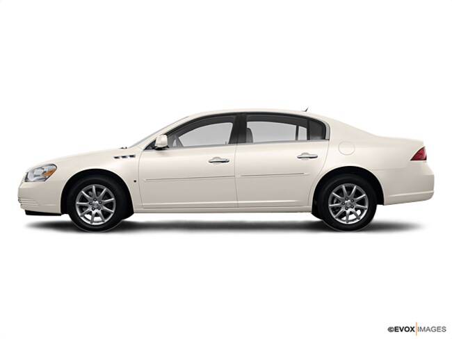 Pre-Owned 2008 Buick Lucerne CXL Sedan for sale in Lima, OH