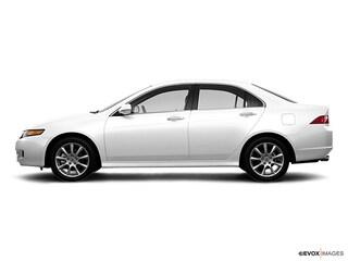 2008 Acura TSX 4DR SDN AT Sedan