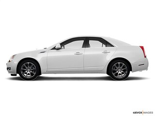 2008 Cadillac CTS Base 1SA AWD 3.6L V6  Sedan