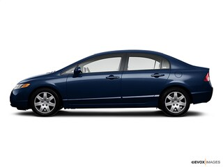 Used 2008 Honda Civic 4dr Auto LX Sedan Ames, Iowa
