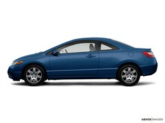 Used 2008 Honda Civic LX Coupe in Wichita Falls, TX
