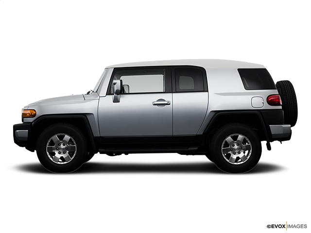 2008 Toyota FJ Cruiser Base SUV