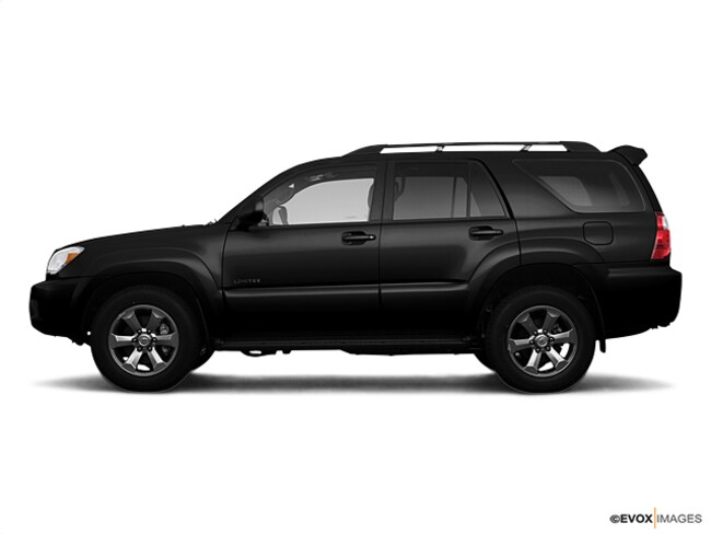 Used 2008 Toyota 4Runner Limited SUV For Sale in Cheboygan, MI