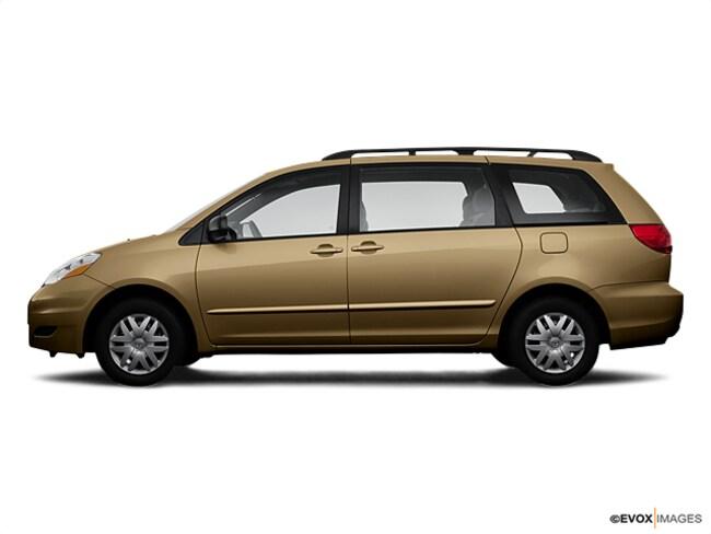 used toyota 2008 Toyota Sienna Van massillon